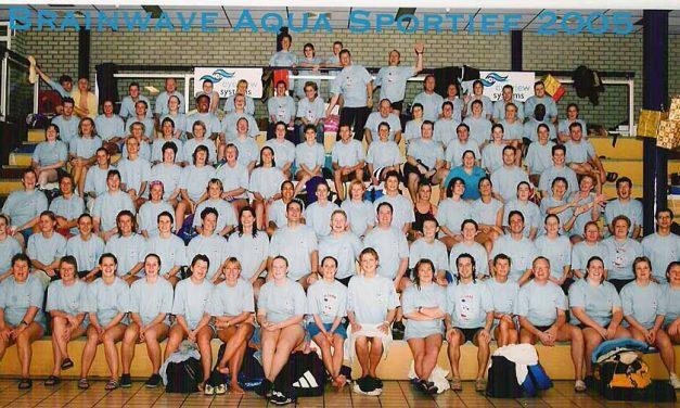Brainwave Aqua Sportief 2005