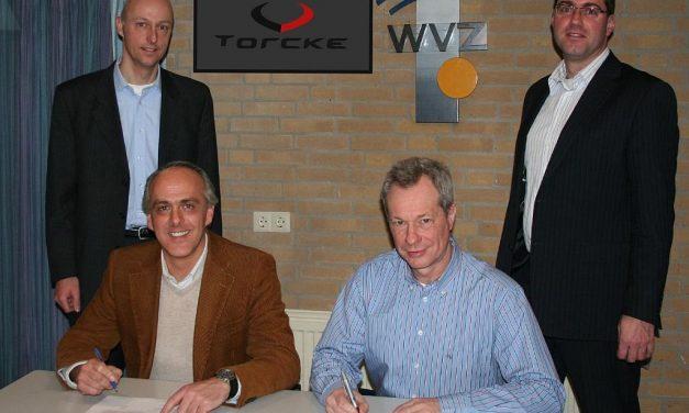 WVZ kiest voor Torcke zwemkleding