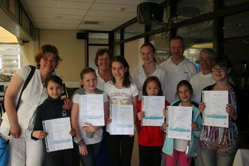 Diplomazwemmen 24-04-2010
