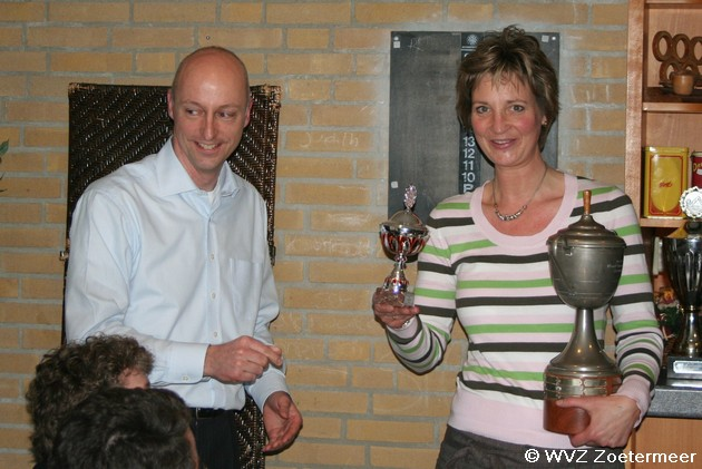 Susan Breugem: WVZ wisselbeker winnaar 2010