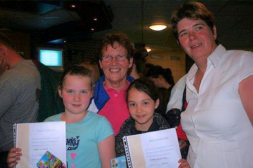 Diplomazwemmen 30-05-2010