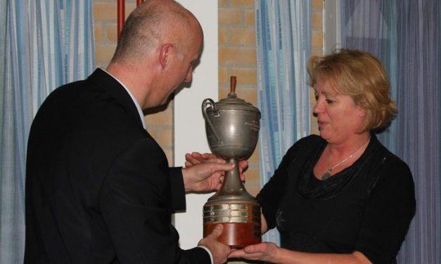 Astrid van Beek: WVZ wisselbeker winnaar 2011