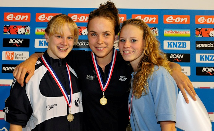 Medailles tijdens ONK Eindhoven!