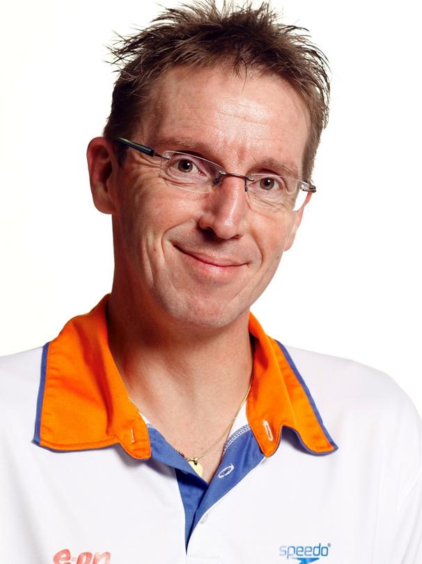 Bondscoach Titus Mennen