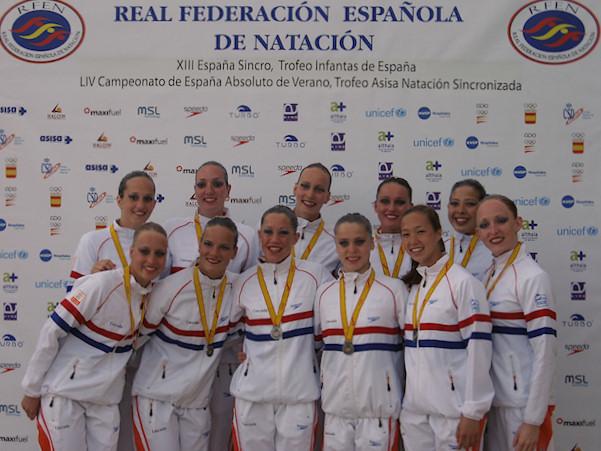 Zilver voor Combo Ned. Team in Barcelona