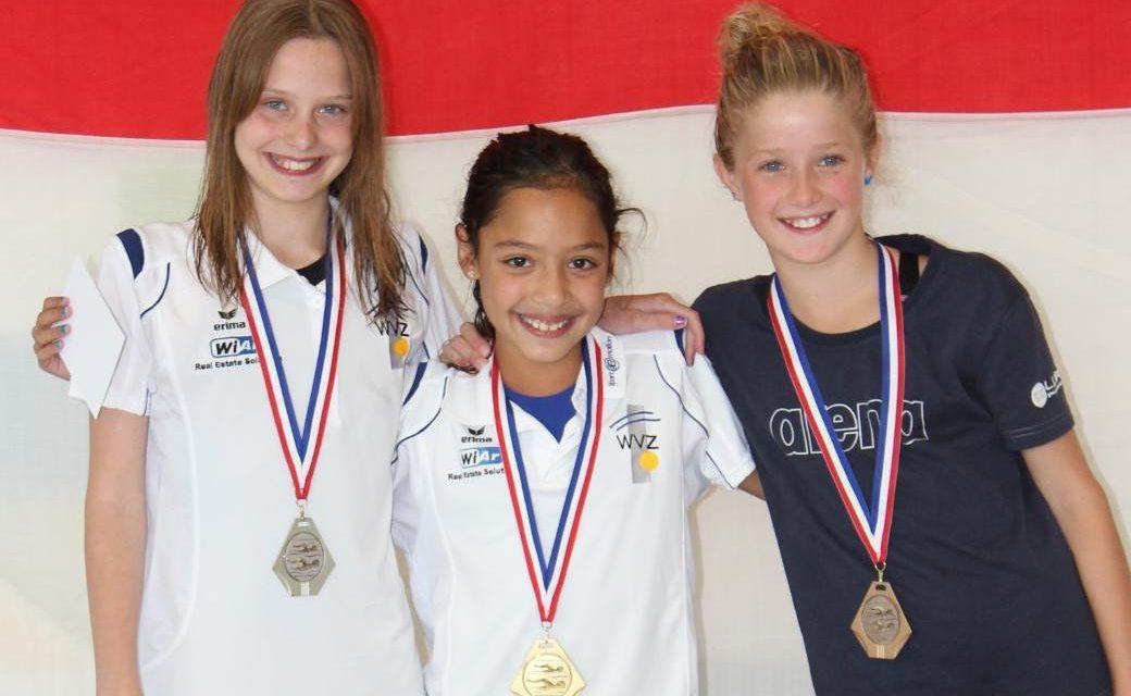 10 medailles op de Speedo Jaargangfinale