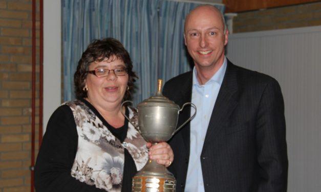 Marian Immerzeel winnaar WVZ wisselbeker 2012