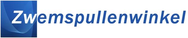 Zwemspullenwinkel logo