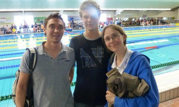 5 medailles en veel PR's bij NJK lange baan 2012 Drachten