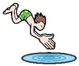 Seizoensopening wedstrijdzwemmen
