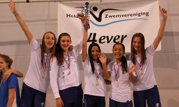 WVZ wint goud en brons tijdens NK Estafette 2013!