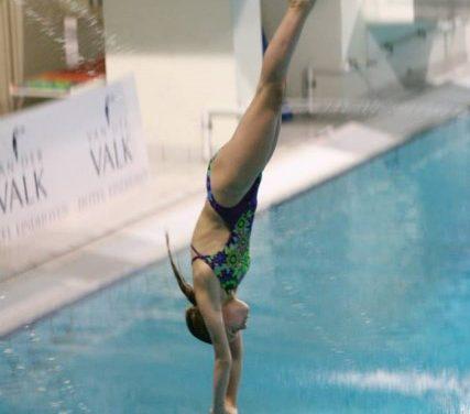 WVZ bij Diving-Cup Schoonspringen in Eindhoven