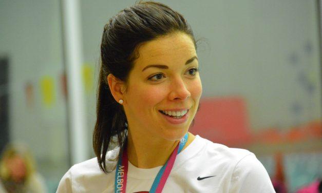 WVZ zwemmers krijgen borstcrawl clinic van Kate Ziegler!
