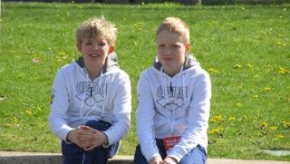 Thijs & Dylano gaan voor WVZ naar de Speedojaargang finale in Dordrecht