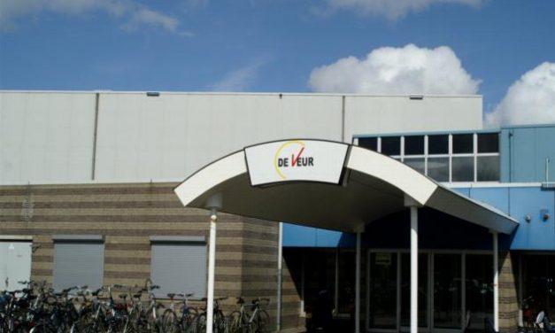 Officiële opening van sportcomplex De Veur