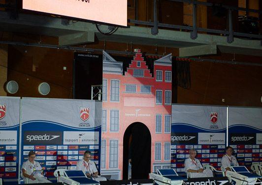 EYOF limiet voor Claire Verkijk op Swimcup