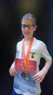 Goed resultaat voor WVZ schoonspringen in de Finale Breedtesport competitie.