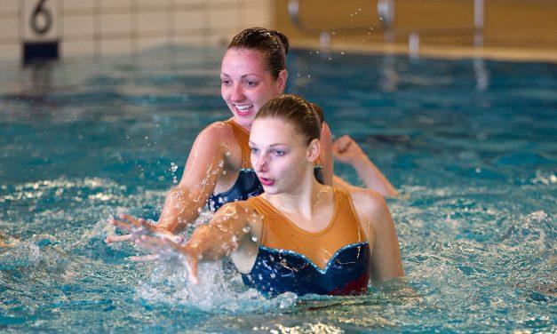 Kennismakingscursus synchroonzwemmen start 18 mei 2016