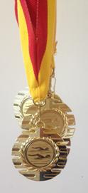 Nog meer medailles Regio Zomerkampioenschappen deel 2
