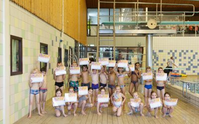 WVZ zoekt een afdelingsvoorzitter leszwemmen & recreatief