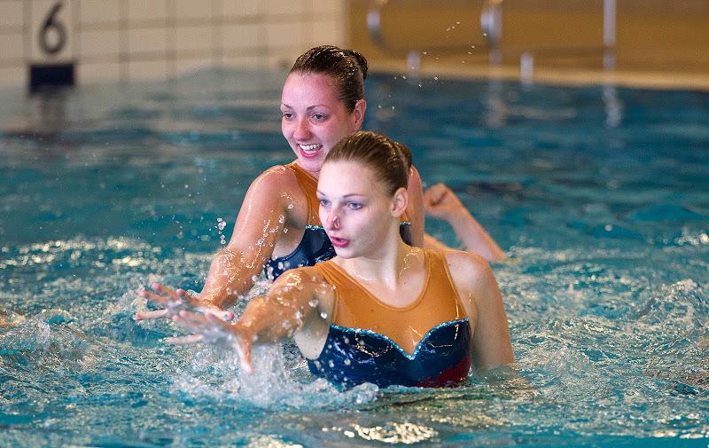 Nieuwe kennismakingscursus Synchroonzwemmen