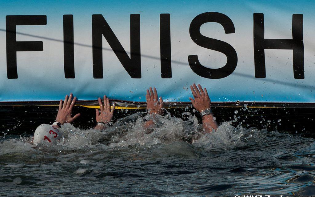 Zilver voor Marlinde op NK open water 3000m schoolslag