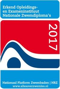 WVZ leszwemmen ook voor 2017 NPZ/NRZ erkend!