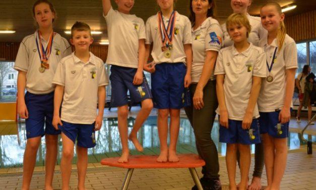 Regio-kampioenschap en 4e Breedtesport wedstrijd Schoonspringers WVZ