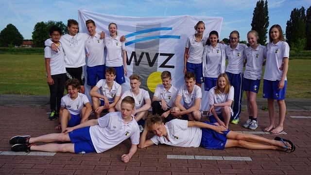 WVZ met 27 zwemmers naar het NJJK