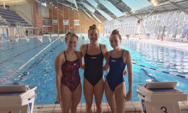 WVZ talenten zwemmen in NTC en RTC's