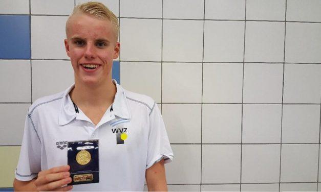 Thomas Jansen winnaar LAC Circuit 2016-2017 junioren 3 en 4