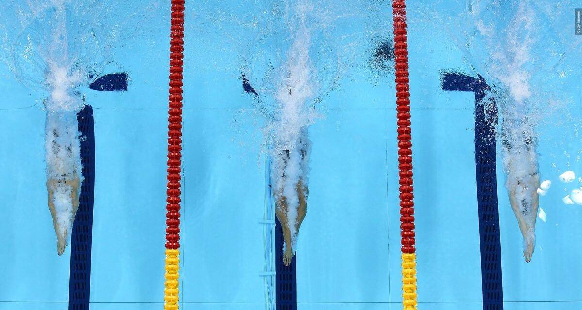 WVZ met 17 zwemmers present tijdens Amsterdam Swim Cup