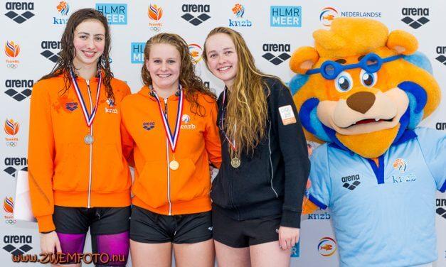 WVZ zwemmers met meerdere NR's  en medailles naar vele successen