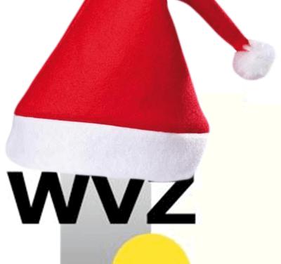 Gewijzigde trainingen tijdens de Kerstvakantie!