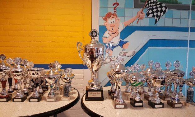 Welke zwemmers gingen er vandoor met de titel 'WVZ Clubkampioen 2018'?