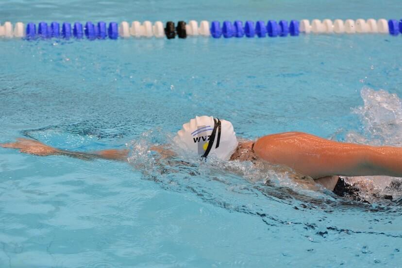 WVZ naar de Swim Cup Den Haag