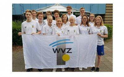 WVZ met 22 zwemmers present bij NJJK lang bad 2018