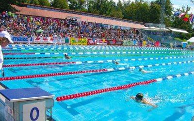 Yvette, Delia en Linda nemen deel aan Europese Masters Kampioenschappen in Slovenië