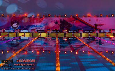 WVZ zwemmers van start bij de Eindhoven Qualification Meet